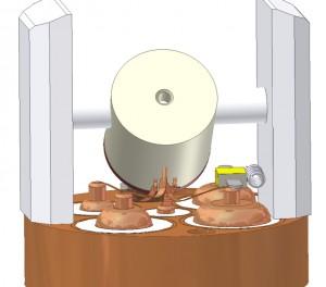 Figure 2: A four-channel probe design