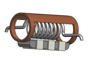 Figure 1: Coaxial design